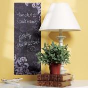 Wallies Frilly Chalkboard