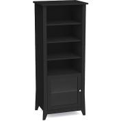 Tuxedo Curio Cabinet, Black