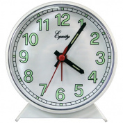 Equity by La Crosse Analogue Quartz Alarm Clock