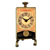 Kirch 2507 Brass Antique Table Pendulum Clock