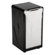 San Jamar Tabletop Napkin Dispenser in Black