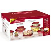 24-Piece Food Storage Container Set-24PC FOOD STORAGE SET