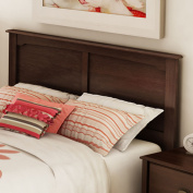 South Shore Willow Full Headboard, 140cm , Multiple Finishes