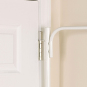 Household Essentials Hinge-It Clutterbuster Valet, White