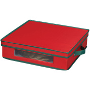 Household Essentials Holiday Charger Plate Chest