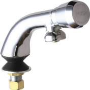 Chicago Faucets One Handle Single Hole Bathroom Faucet
