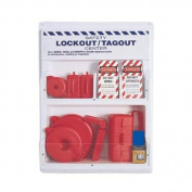North Safety Complete Lockout Station Includes