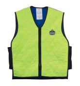 Ergodyne 150-12536 Chill-Its 6665 Evaporative Cooling Vest 2Xl Lime