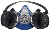 Msa Safety Works 817669 Paint and Pesticide Half Mask Respirator