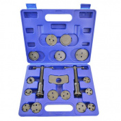 Astro Pneumatic 78618 Brake Calliper Wind Back Tool Set - 18-Piece