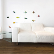 Fishes Wall Stickers