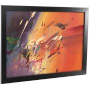 "Trademark Fine Art ""Speed"" Framed Canvas Art, 46cm x 60cm"