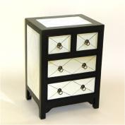 Wayborn Furniture 3520-5 Tanner Mirror Chest