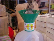 Fit & Fill Funnel Green Birdseed Funnel
