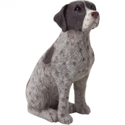 Sandicast Small Size German Shorthaired Pointer Sculpture
