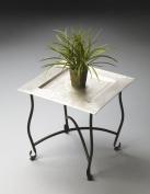 Butler Specialty 2867025 Moroccan Tray Table - Metalworks