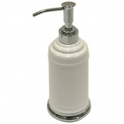 Excell Home Fashions Hadyn Lotion Dispenser, Chrome