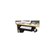 Compucessory CCS25005 Underdesk Keyboard Drawers- 22-.50in.x11-.75in.- Black