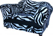 Fantasy Furniture Wave Chair - Zebra