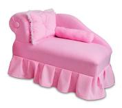 Fantasy Furniture Princess Chaise - Pink