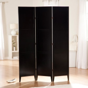 The Addison Black Room Divider