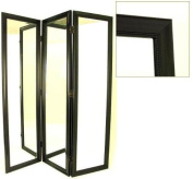Wayborn Full Size 3-Panel Dressing Room Divider Screen