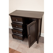 Simpli Home Amherst Storage and Buffet