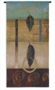 Free Fall II Wall Tapestry - 29W x 63H in.