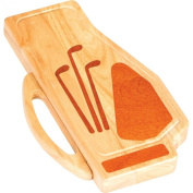 Picnic Plus PSM-183 Golf Bag shape Cheese Board