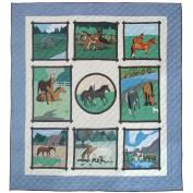 Patch Magic Horse Friends Quilt