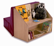 Whitney Bros WB8010 Reading Nook - Single Section