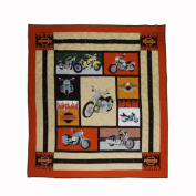 Patch Magic Motor Cycle Quilt