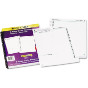 Day-Timer Original Dated 2-Page-per-Day Organiser Refill, January-December, 22cm x 28cm , 2014