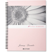 Day-Timer Pink Ribbon Daily Planner Refill, 22cm x 28cm , 2014