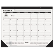 At-A-Glance Recycled Desk Pad, 60cm x 43cm , 2014