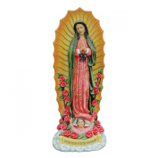 Design Toscano The Virgin of Guadalupe Religious Statue