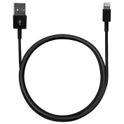 Charge/Sync Cable, Lightning 8Pin Connector to USB, 1 Meter