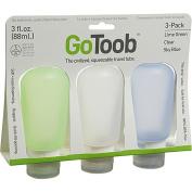 humangear GoToob 90ml - 3 Pack