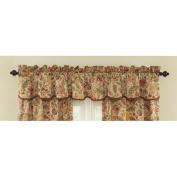 Waverly Imperial Dress Window Valance, Antique