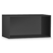 Double Storage Cube, Black