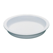 SMART Buffet Ware 4 4/4.7l. Porcelain Round Food Pan