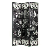 Wayborn 1364 Santa Fe Design Screen Room Divider