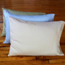 White Lotus Home Kapok Firm Pillow