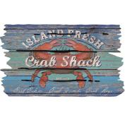 """Masterpiece """"Crab Shack"""" Doormat"""