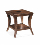 Magnussen T1777 Blaine Wood Rectangular End Table