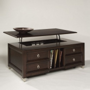 Magnussen T1124 Darien Wood Lift Top Coffee Table