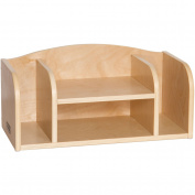Guidecraft Low Desk Organiser