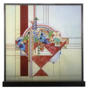 Frank Lloyd Wright 10H in. May Basket