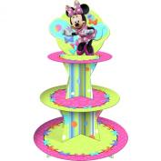 Hallmark 221949 Disney Minnie Mouse Bow-tique Cupcake Stand