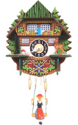 Alexander Taron 144SQ 6. 1.5m Girl with Swing Quartz Wall Clock